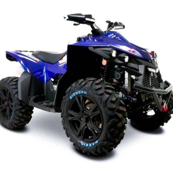 SMC MBX 850 road legal quadbike