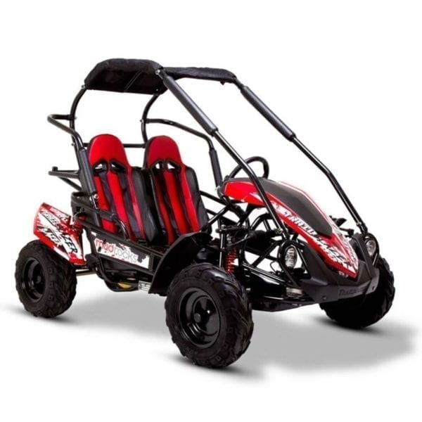 Mudrocks Trail Blazer buggy in red