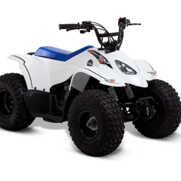SMC Scout off road quadbike