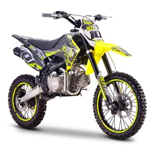 10Ten 140R Dirt Bike 17-14 Wheels