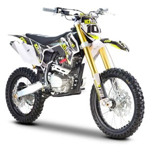 10Ten 250R Dirt Bike available at Extreme Quads