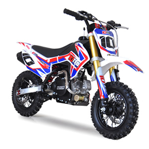 10Ten MX 50R Junior Dirt Bike available at Extreme Quads