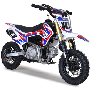 10Ten MX 90R Junior Dirt Bike
