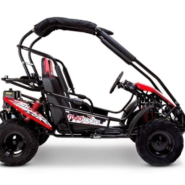 Mudrocks Trail Blazer off road buggy in red