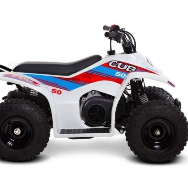 SMC Cub 50 off road quadbike