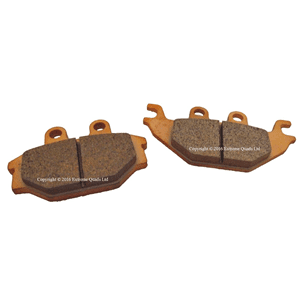 Genuine TGB Blade 550sl front brake pads available at Extreme Quads