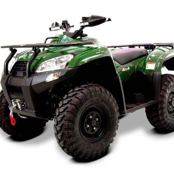 SMC MAX 700 road legal quadbike
