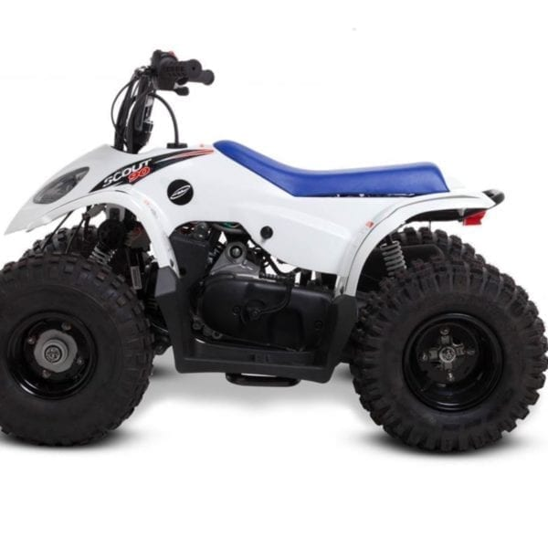 SMC Scout 90 off road quadbike