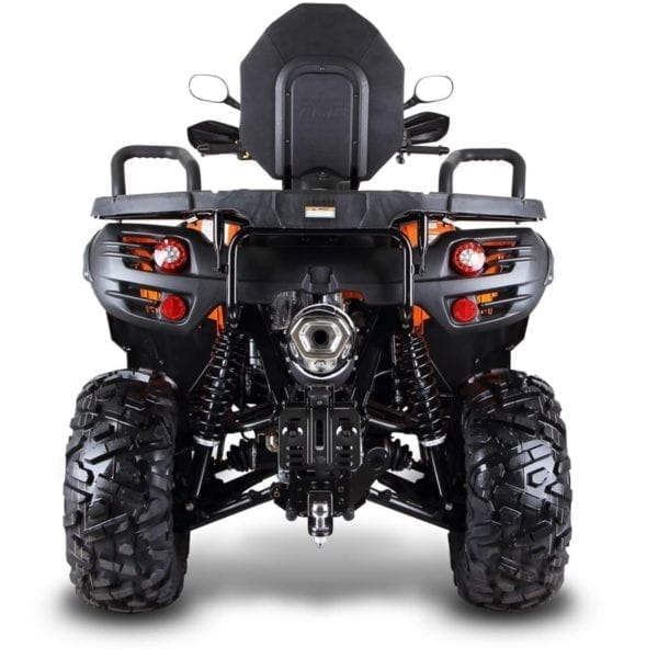 TGB Blade 600LT Deluxe Road Legal Quadbike