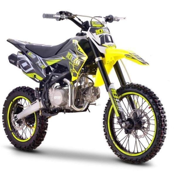 10Ten 140R Dirt Bike 17-14 Wheels