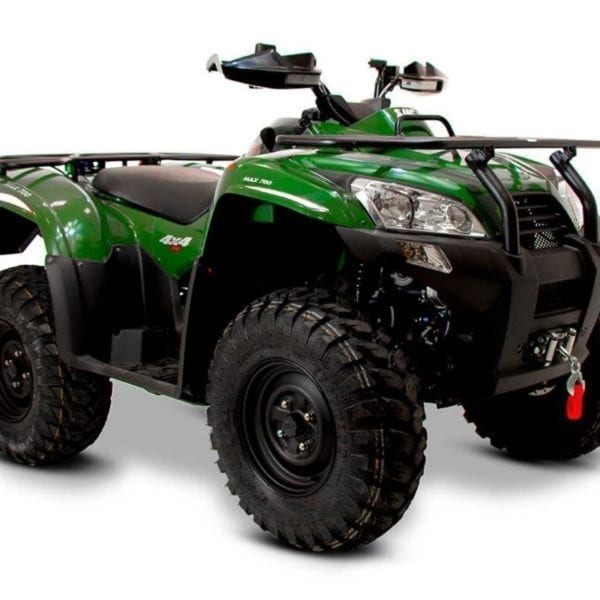 SMC MAX 700 road legal quadbike
