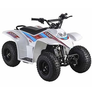 SMC Cub 50 junior off road quadbike