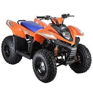 SMC Hornet 100 junior off road quadbike