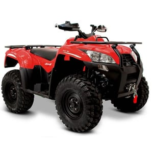 SMC road legal quadbike available at Extreme Quads