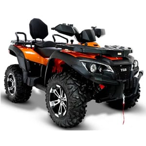 TGB Blade 1000 Road Legal Quadbike Orange