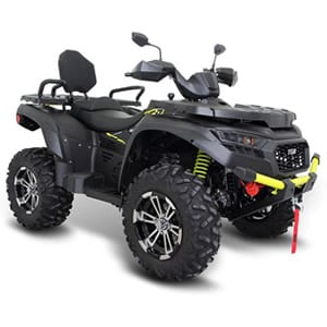 TGB Blade 1000LTX Road Legal Quadbike