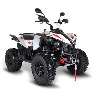 TGB Target 600 road legal quadbike