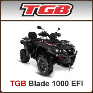 TGB Blade 1000LT EFI Spare Parts