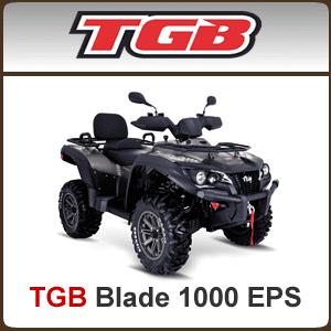 TGB Blade 1000LT EPS EFI Spare Parts