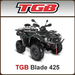 TGB Blade 425 Spare Parts