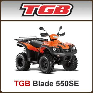 TGB Blade 550SE EFI Spare Parts
