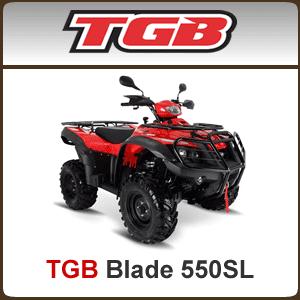 TGB Blade 550SL IRS Spare Parts