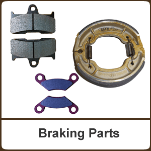CFMoto CForce 500 Braking Parts