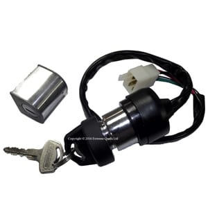 Genuine CFMoto Ignition Barrel with Keys available at Extreme Quads