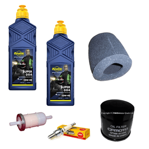 Genuine CFMoto 500 Service Kit available at Extreme Quads