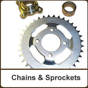 SMC RAM R100 Chain & Sprockets