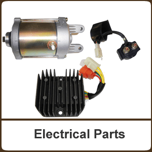 SMC RAM R100 Electrical Parts
