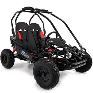 Mudrocks GT50 junior off road buggy in black