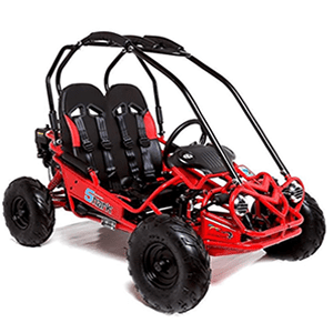 Mudrocks GT50 off road buggy in red