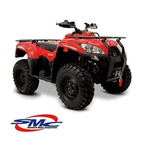 SMC Road Legal Quadbikes