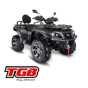 TGB Road Legal Quadbikes