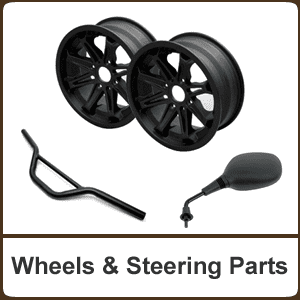 CFMoto ZForce 600 Wheels & Steering Parts