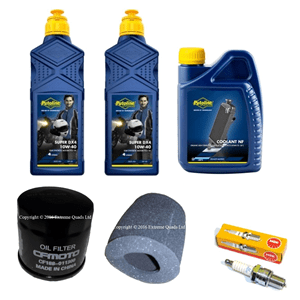 Genuine CFMoto 600 Service Kit with Coolant