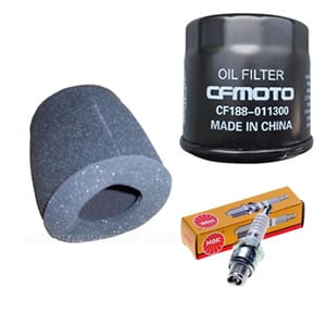 Genuine CFMoto 600 Filters