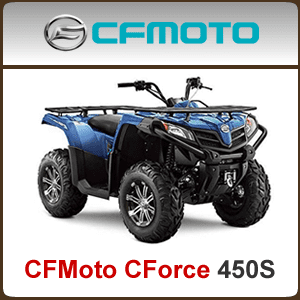 CFMoto CForce 450 CF450S Spare Parts