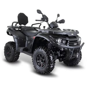 TGB Blade 600LT Deluxe Road Legal Quadbike in Matt Black
