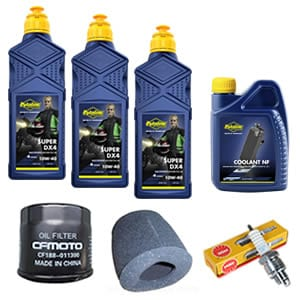 CForce 600 Servicing Kit available at Extreme Quads