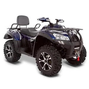 SMC MAX 700LE road legal quadbike available at Extreme Quads