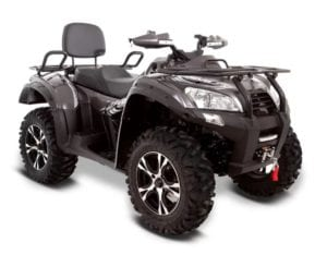 SMC MAX 700LE road legal quadbike