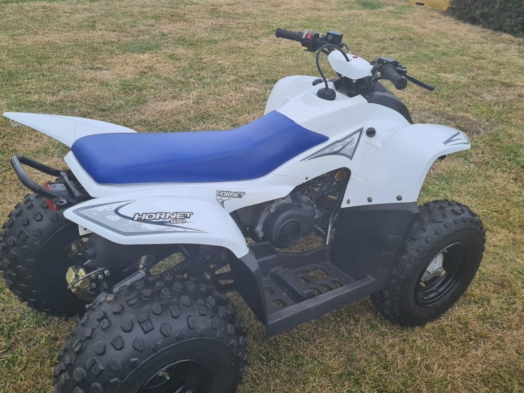 SMC Junior Quadbike