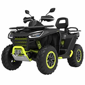 Segway Snarler Road Legal Quadbike